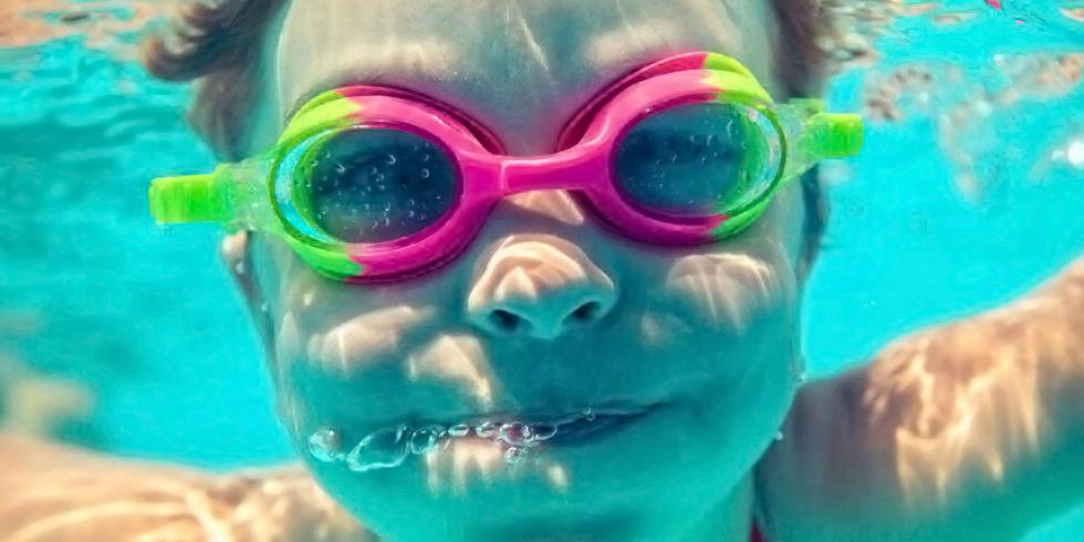 آموزش شنا مخصوص کودکان